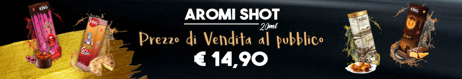 Aromi Shot 20ml